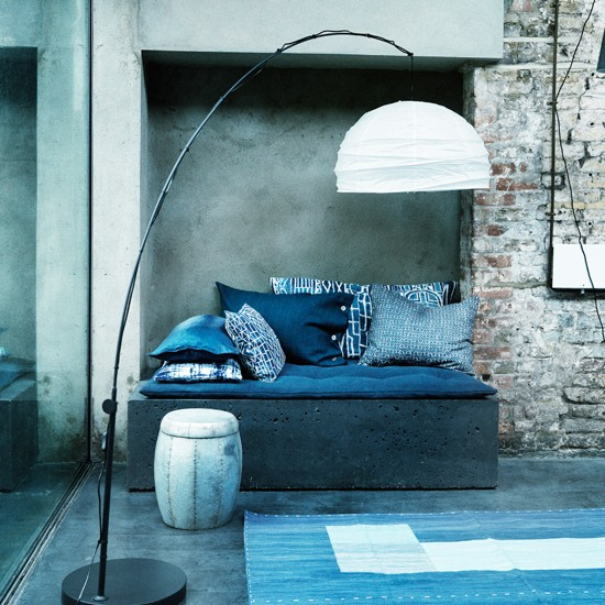 Industrial Chic Living