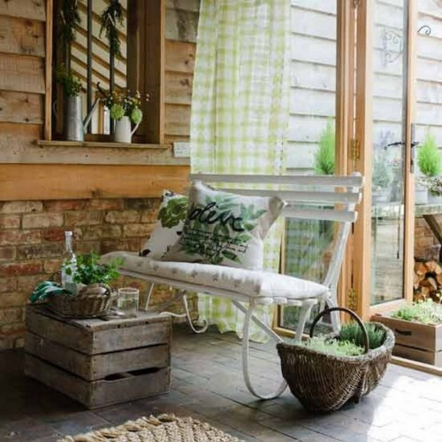 Decorating Ideas For A Small Front Porch Porches Ideas: Creative Porch Decoration Ideas