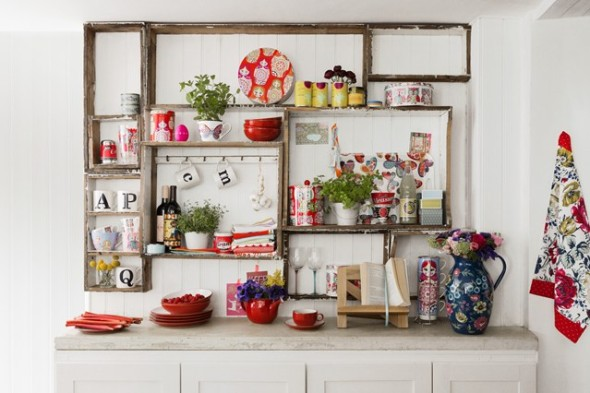 kitchen display ideas creative storage
