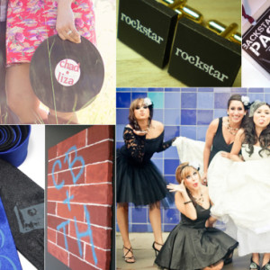 Theme Weddings – Rock 'n' Roll Themed Wedding