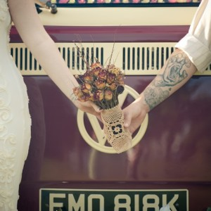 Theme Weddings – Vintage Themed Wedding