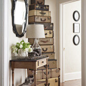 Hallways – Decoration & Organizing