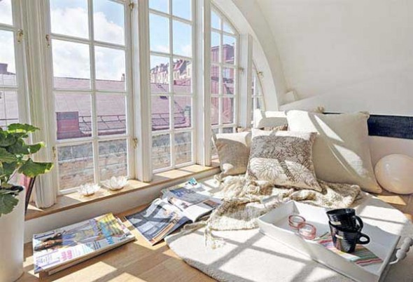 Cozy window seat design ideas for Window you can sit in