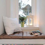 Cozy Window Seat Design Ideas
