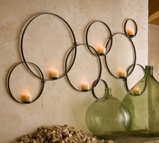 Home Decor Wrought Iron Furniture Decorations
