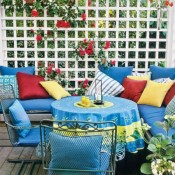 Outdoor Rooms – Design and Decoration