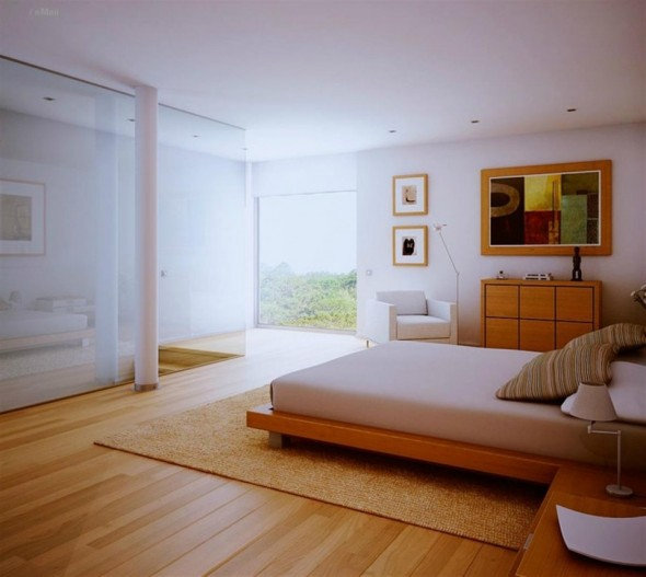 Best bedroom flooring ideas for Bedroom carpet ideas