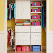 Organizing Ideas – Closets