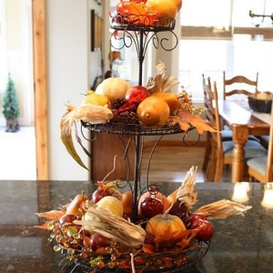 Fall Decorating Ideas – Kitchen