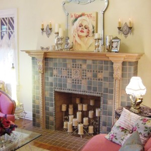 Faux Fireplace Ideas