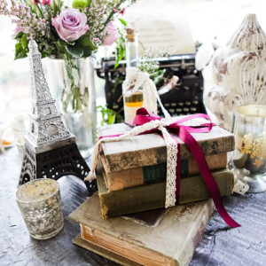 Theme Weddings- Paris Themed Wedding