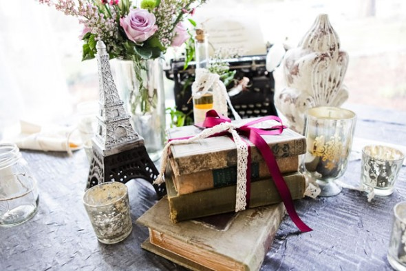 Shabby chic decor has become a really popular wedding choice in recent years