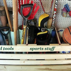 Organizing Ideas – Garage