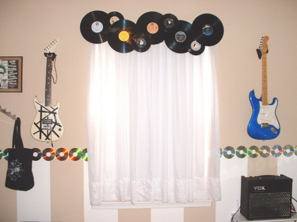 Themed Teen Bedrooms Musical Theme