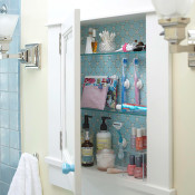 Organizing – Bathrooms