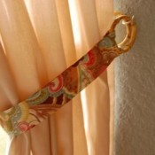 Furnishing – Curtain Holders