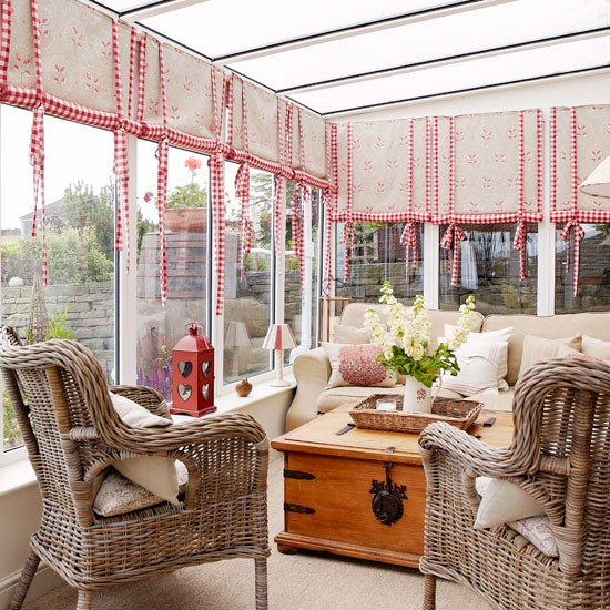 Conservatory Interiors Ideas