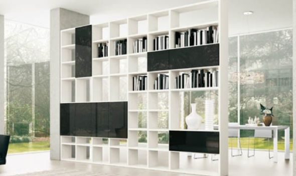 Hidden Storage Ideas 8 590x352 Smart Storage Ideas