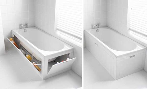 Hidden Storage Ideas 9 590x360 Smart Storage Ideas