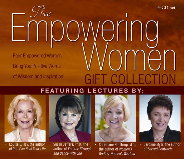 Empowering Book or CD 590x512 International Womens Day   Gift Ideas for Women