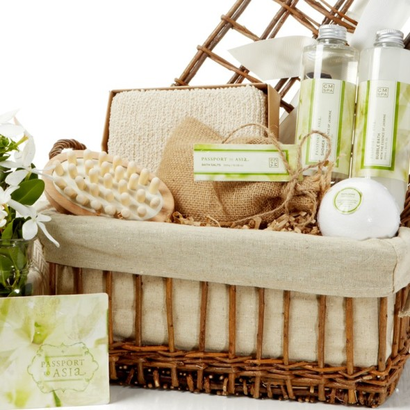Gift Baskets 590x590 International Womens Day   Gift Ideas for Women