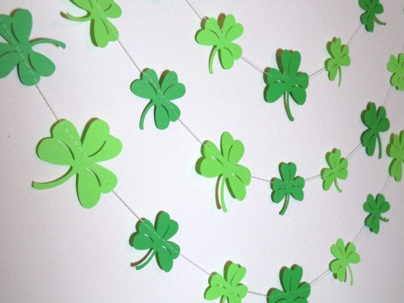St. Patrick Day Decoration 5 590x442 Decorating Ideas   St. Patricks Day