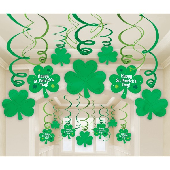 St. Patrick Day Decoration 6 590x590 Decorating Ideas   St. Patricks Day