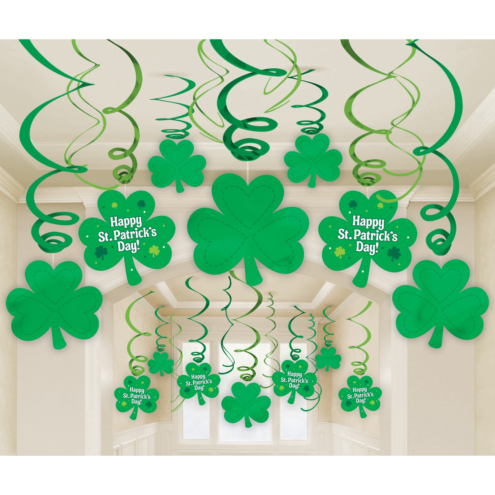 Decorating Ideas St Patricks Day