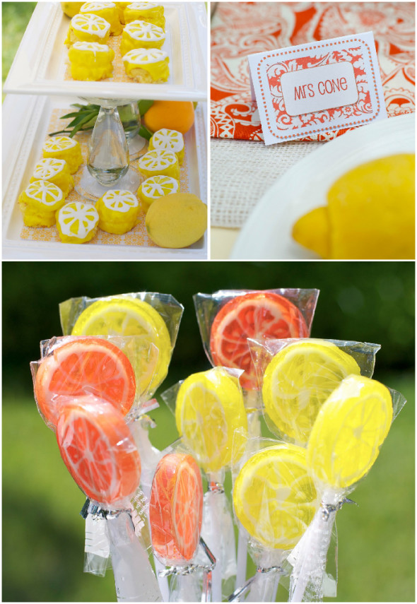 Summer 2 590x855 Bridal Shower Theme Ideas