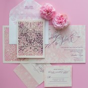 Fashionable Wedding Invitations
