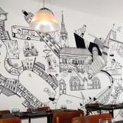 Mural Art Decor