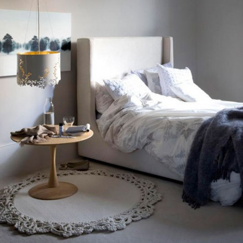 Bedside Lamps 6 Hanging Bedside Lamps   Ideas & Decor