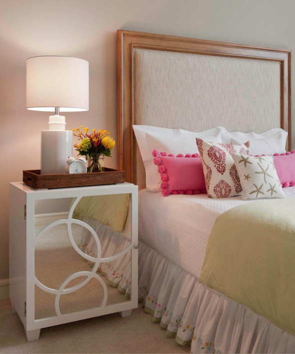 Bedside Table 2 590x709 Nightstand & Bedside Table Buying Tips