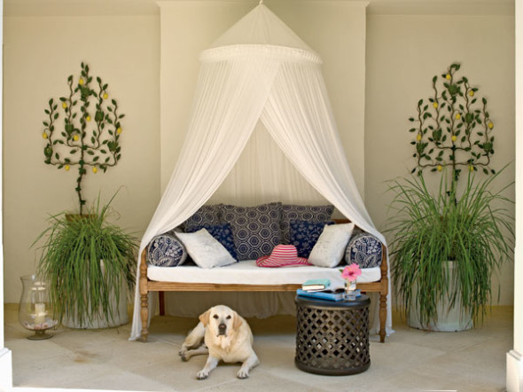 Daybed 2 590x442 Daybed Designs, Ideas & Decor