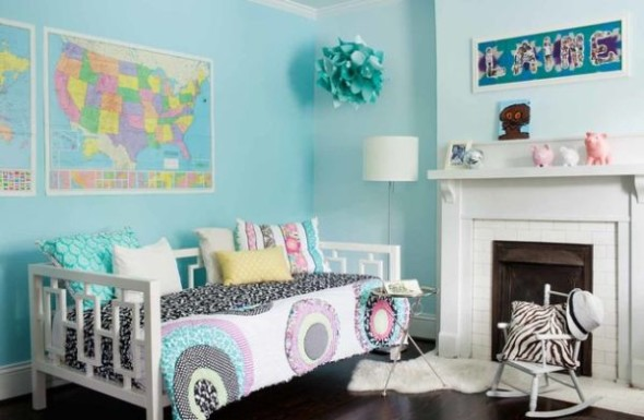 Daybed 5 590x385 Daybed Designs, Ideas & Decor