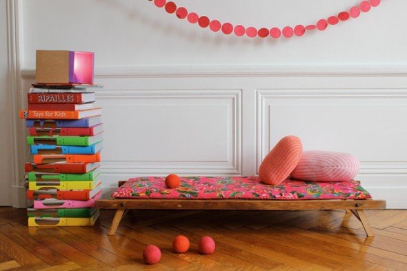 Daybed 6 590x393 Daybed Designs, Ideas & Decor