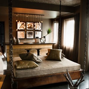Ideas for Hanging Beds