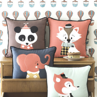 Animal Themed Accessories for Kids Room Decor
