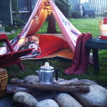 Holiday Ideas – Backyard Camping
