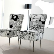 Comic Strips Inspired Home Decor