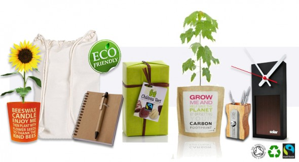 Corporate Gift Ideas - Go Green