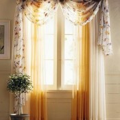 Fall Curtain Ideas