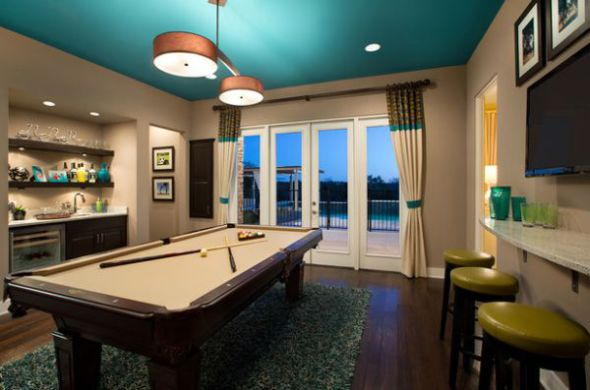 Multi use Game Room