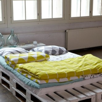 Pallet Projects – Pallet Bed