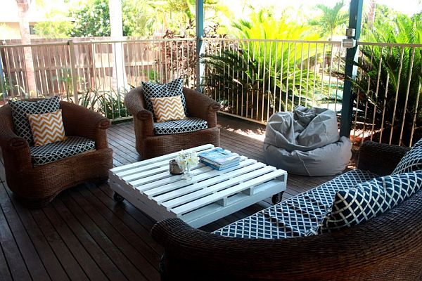 Pallet Projects – Pallet Tables