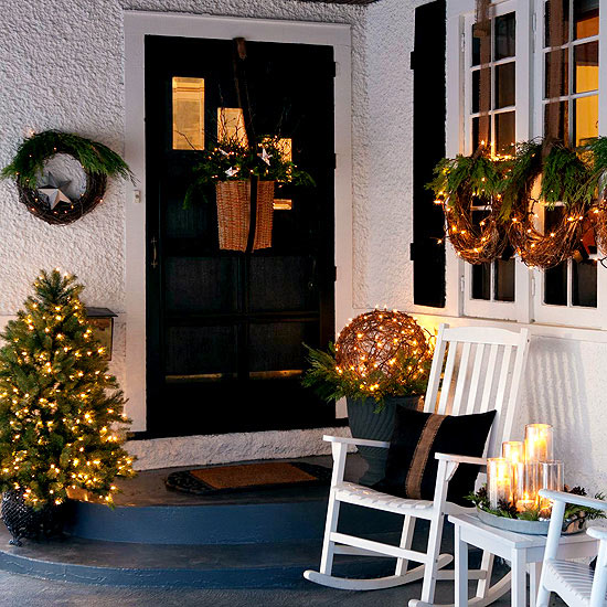 holiday outdoor decorations. Black Bedroom Furniture Sets. Home Design Ideas