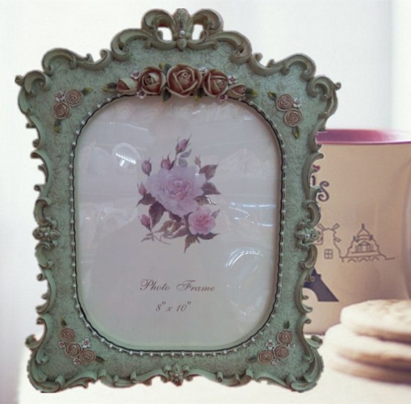 Photo frames make wonderful gifts, they are frugal and personal