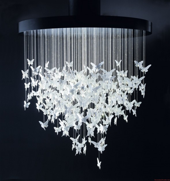 Butterfly-Chandelier-Design-Idea