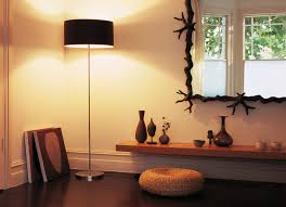Lampshades are easy to switch, so if you're looking for a fresh, new look, you can change them out as often as you like