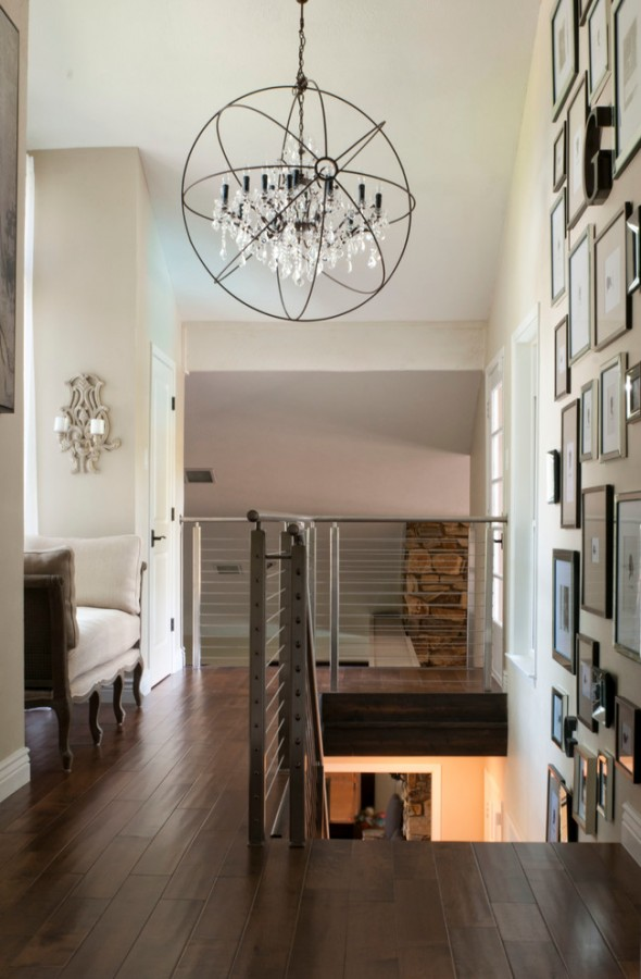 Foyer Transitional Chandelier